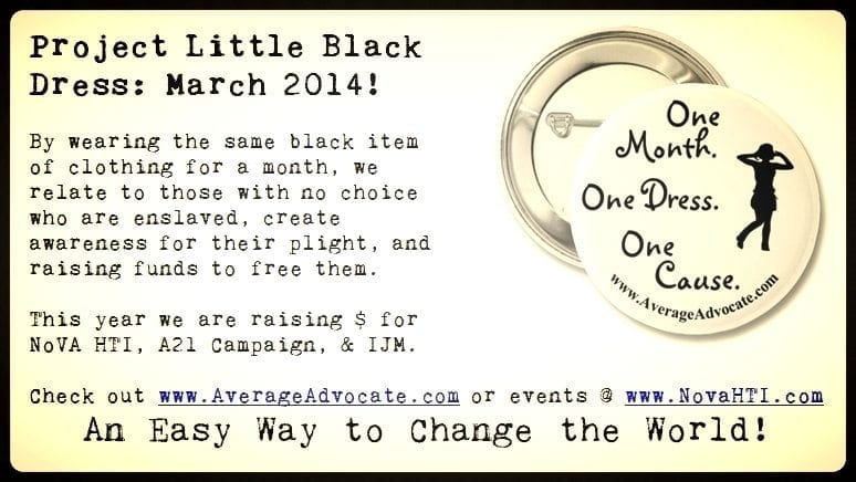 15 Questions About Little Black Dress Project 2014