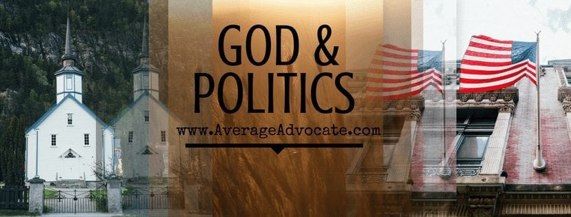 God and Politics: ANONYMOUS #6 (What As A Christian I Should Have Been Telling My Kids)