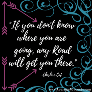 cheshire cat where are you going quote