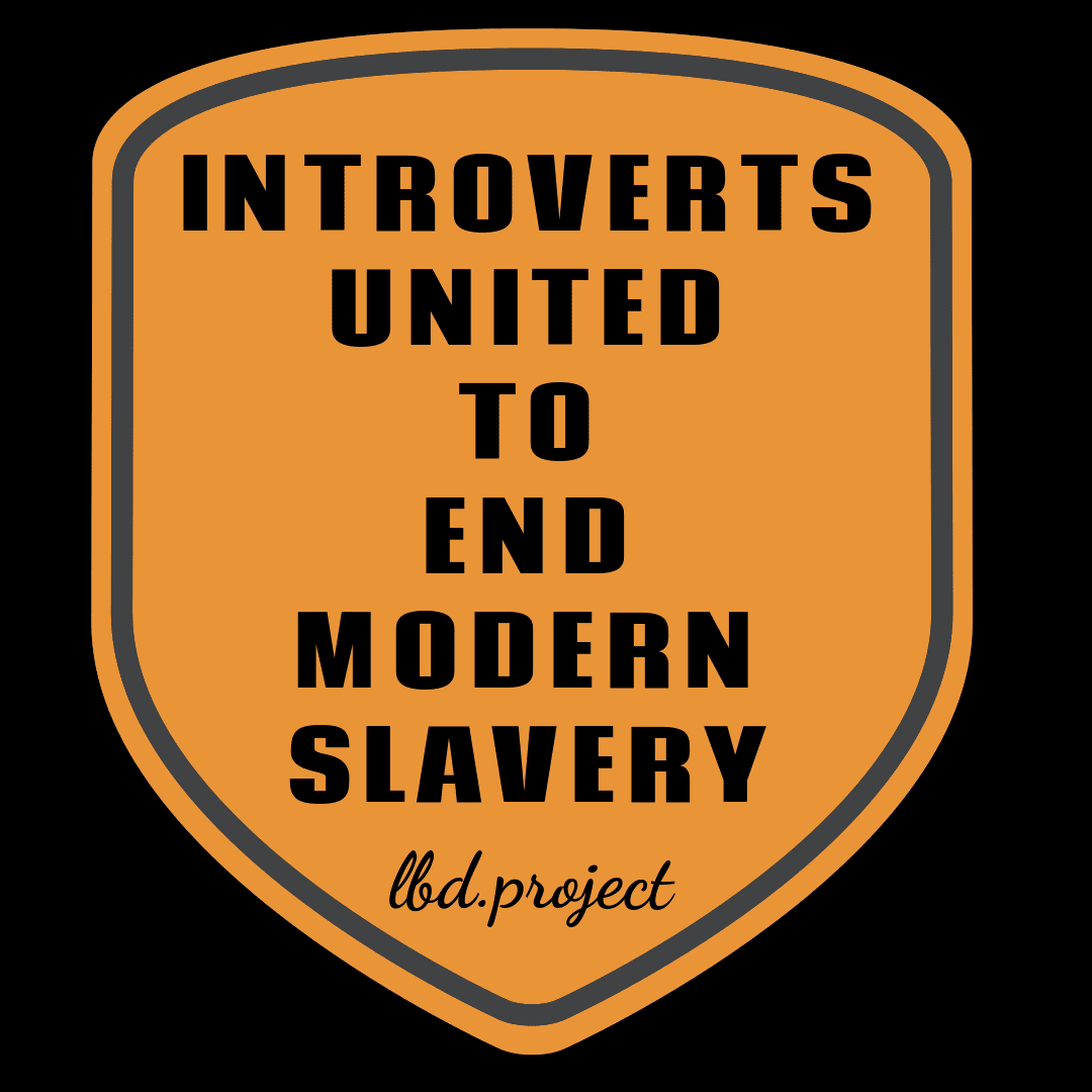 Introverts United to End Modern Slavery
