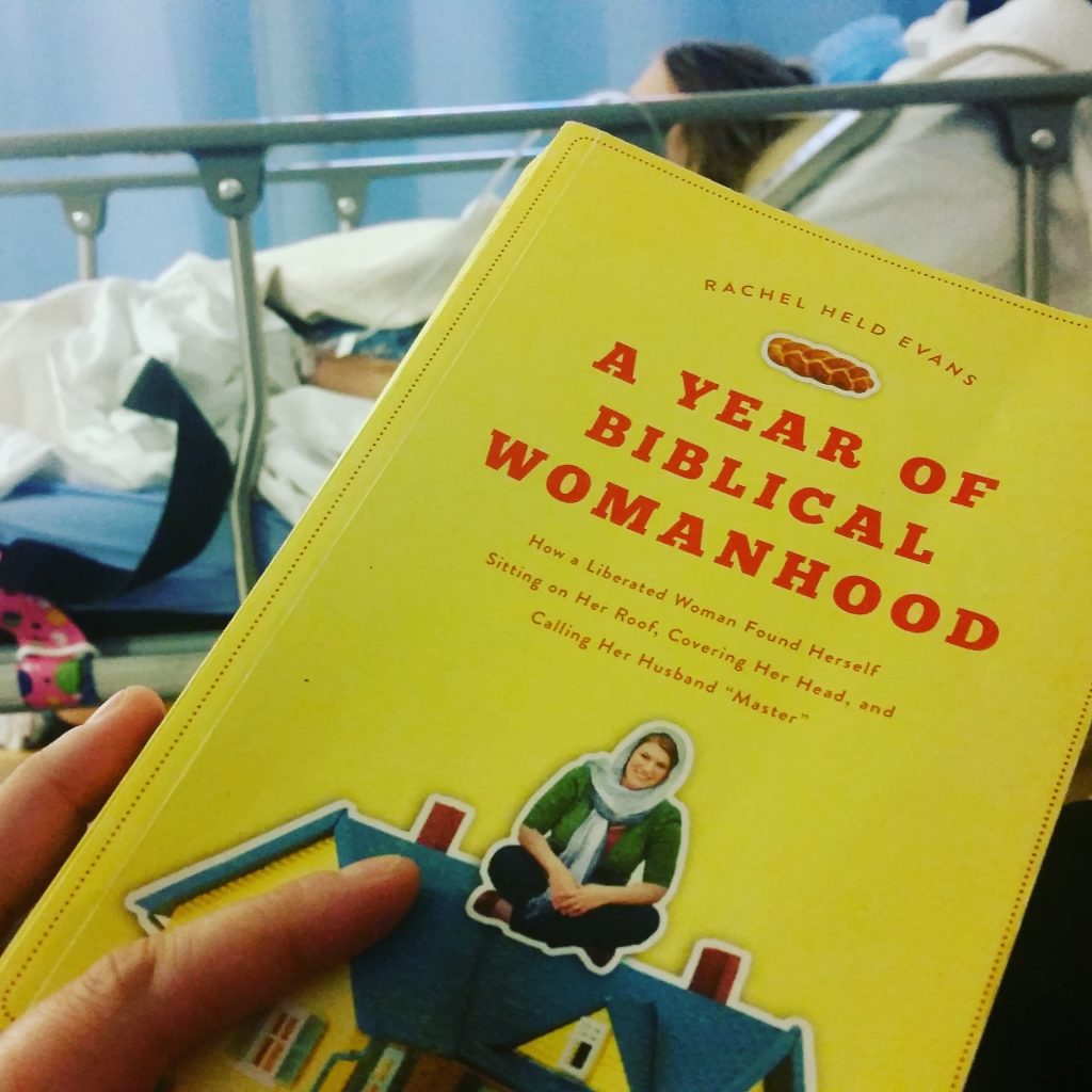 Controning what it means to be Christian Women in a year of biblical womenhood