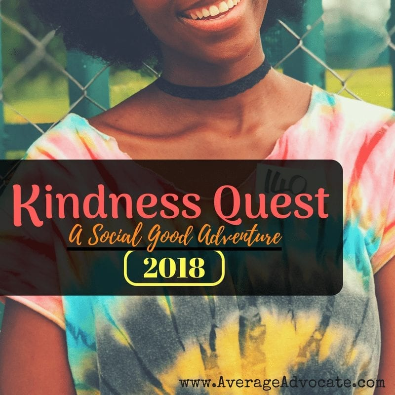 Kindness Quest: A Road Trip of social good adventure
