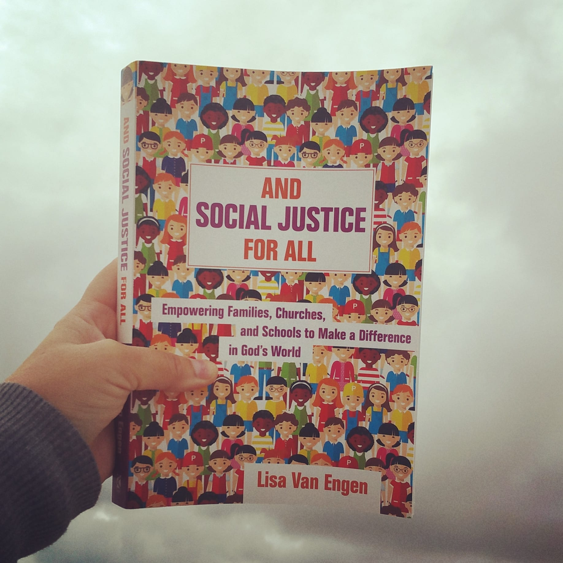 Book For Parents Raising Socially Conscious Kids: And Social Justice For All