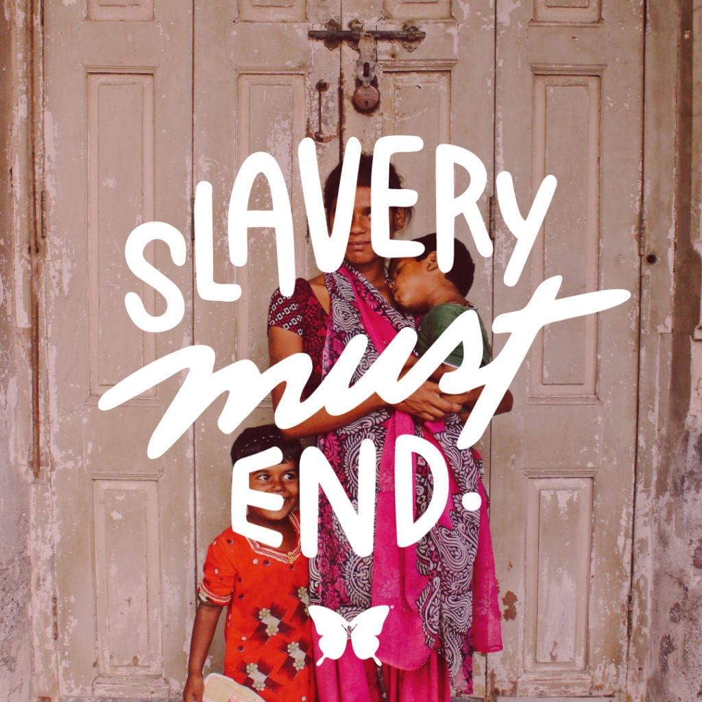 Slavery Must End By Rescue:Freedom