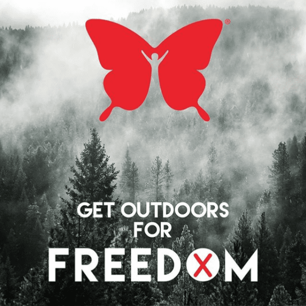 #GetOutdoorsforFreedom 2019 with Freedom Hikers