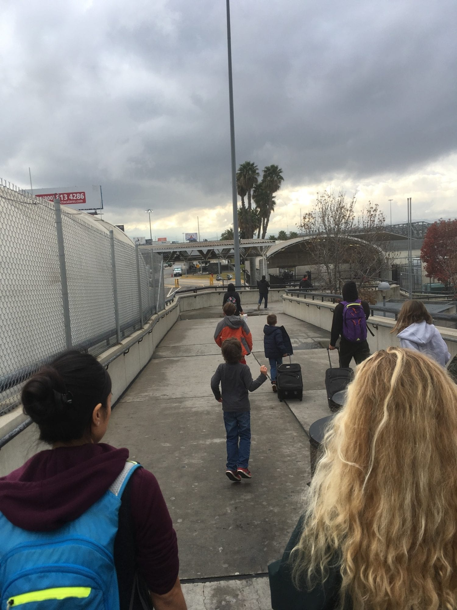 Twenty Miles: Refugee Immigration Crisis Near San Diego, U.S.A.