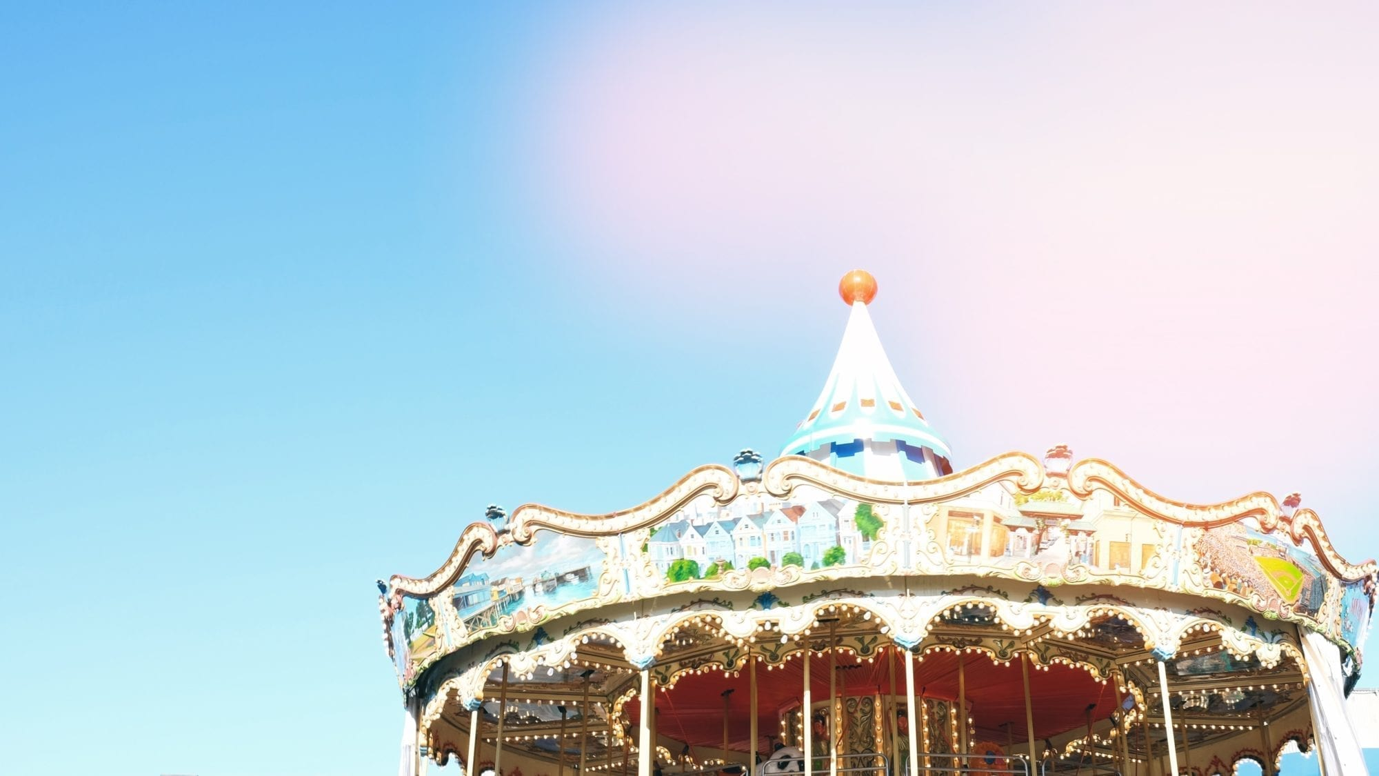 Poem: Jealousy is a Carousel