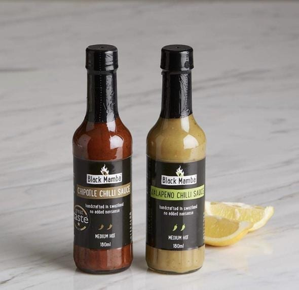 Black Mamba Hot Sauce for ethical fair trade gifts under $10