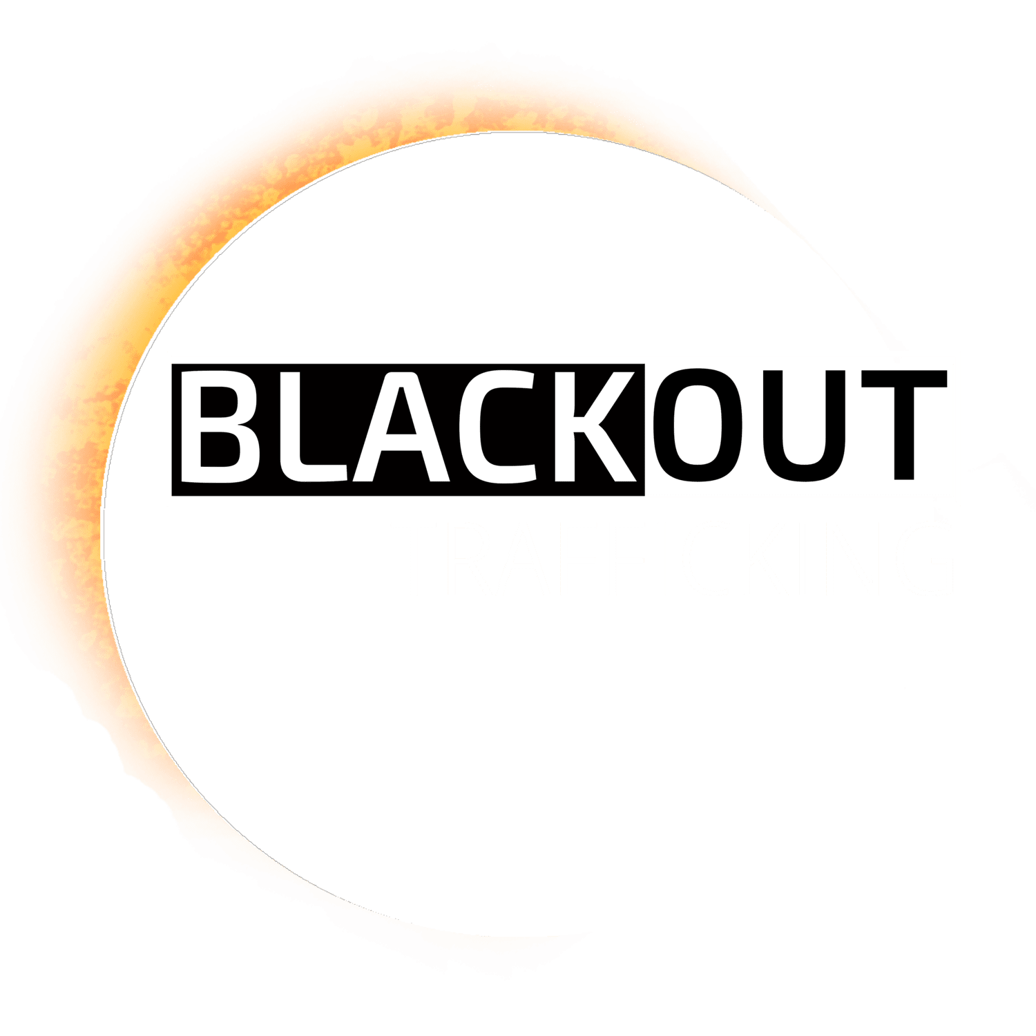 Blackout Trafficking Eclipse logo