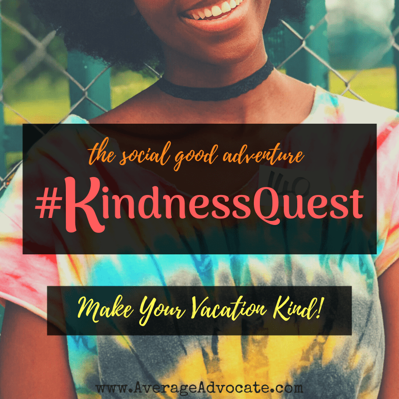 #KindnessQuest 3.0 Intentional Acts of Kindness