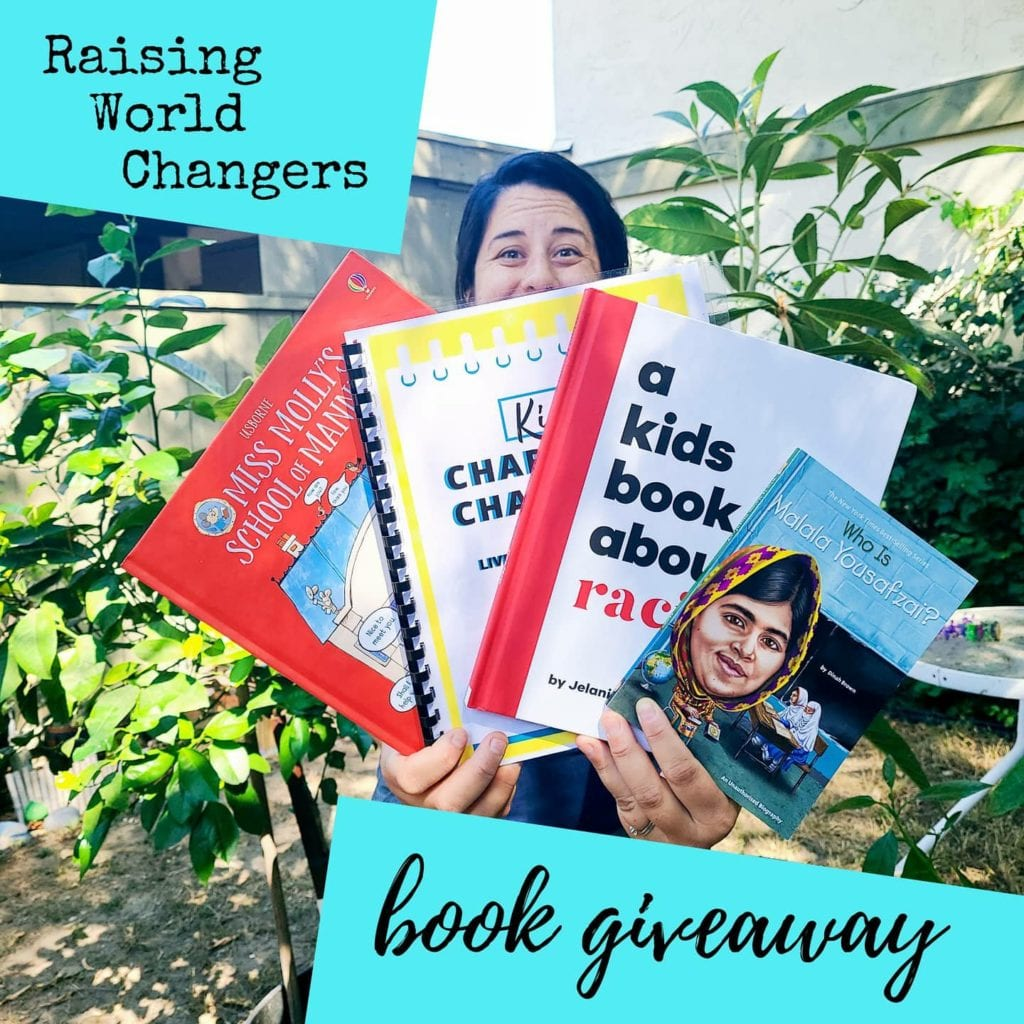 Raising world changers book giveaway