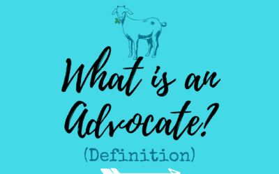 What Is An Advocate?